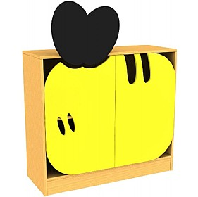 Honey Bee Cupboard £0 - Education Furniture