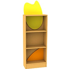 Honey Bee Bookcase £0 - Education Furniture