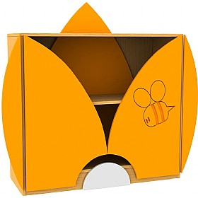 Honey Bee Petal Cupboard £0 - Education Furniture