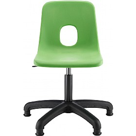 E-Series Polypropylene Swivel Chairs £0 - Education Furniture