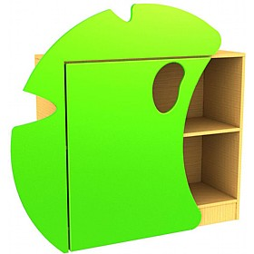 Tree Frog Lily Pad Cupboard £0 - Education Furniture