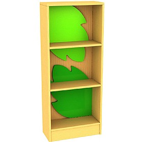 Tree Frog Tall Leaf Bookcase £208 - Education Furniture