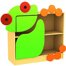 Tree Frog Bookcase £0 - Education Furniture