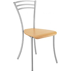 Molino Wooden Bistro Chair (Pack of 4) £67 - Bistro Furniture