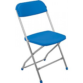 Polyfold Folding Polypropylene Chairs (Pack of 4) £35 - Office Chairs