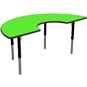 Height Adjustable Arc Primary Theme Tables £0 - Education Furniture