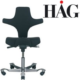 Express HAG Capisco 8106 Chair £676 - Office Chairs