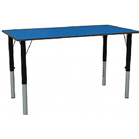Height Adjustable Rectangular Tables £138 - Education Furniture