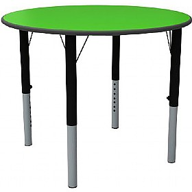 Height Adjustable Circular Tables £0 - Education Furniture