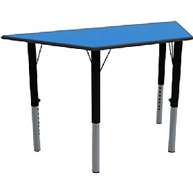 Height Adjustable Trapezoidal Tables £0 - Education Furniture
