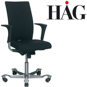 Express HAG H04 4600 Tall Chair £652 - Office Chairs
