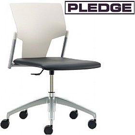 Pledge Ikon Swivel Conference Chair £122 - Office Chairs