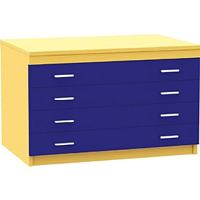 A1 Plan Storage Chests £0 - Education Furniture
