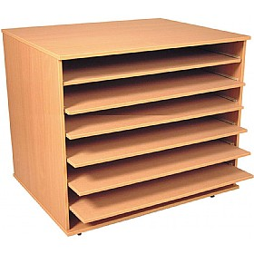 A1 Shelf Storage Units £362 - Education Furniture
