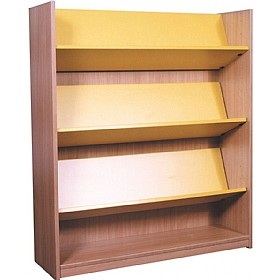 Nexus Library Reversible Shelf Starter Bookcases £0 - Education Furniture