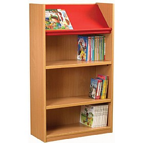 Nexus Library Starter Display Bookcases £0 - Education Furniture
