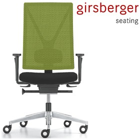 Girsberger Yanos Colours Mesh Office Chair £321 - Office Chairs