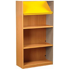 Nexus Library Add-On Display Bookcases £0 - Education Furniture