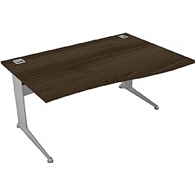 Elite Kassini Wave Desks £381 - Office Desks