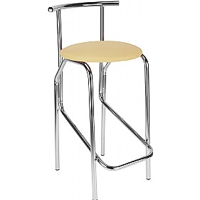 Jola 78 Faux Leather Cafe/Bistro Stools (Pack of 4) £50 - Bistro Furniture
