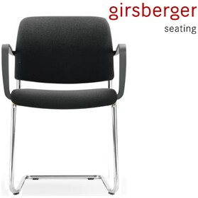 Girsberger Yanos Cantilever Conference Chair £185 - Office Chairs