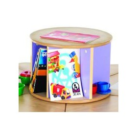 Pentagon Reading Console £121 - Education Furniture