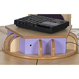 Pentagon Listening Console £0 - Education Furniture