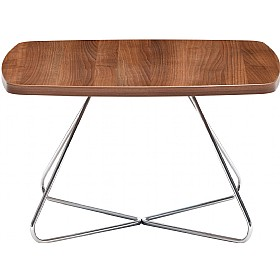 Pledge Spirit Wooden Top Table £219 - Reception Furniture
