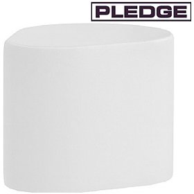 Pledge Petal Upholstered Stool £201 - Office Chairs