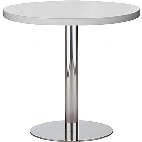 Lara Inox Melamine Bistro Table £185 - Bistro Furniture