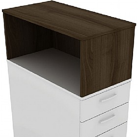 Elite Kassini Open Fronted Pedestal Storage Units £143 - Office Desks