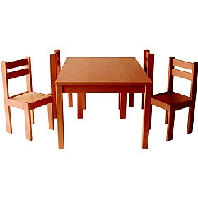 Woodland Tables £160 - Education Furniture