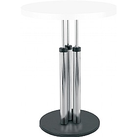 Tri-Leg Heavy Duty Melamine Bistro Table £187 - Bistro Furniture