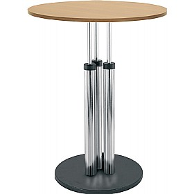 Tri-Leg Veneer Bistro Table £225 - Bistro Furniture
