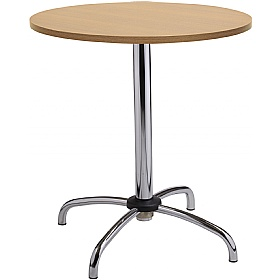 Cafe Quad Veneer Bistro Table £157 - Bistro Furniture
