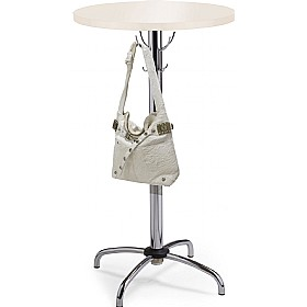 Hanger High Melamine Bistro Table £96 - Bistro Furniture