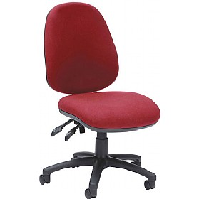 Source Asynchro High Back Operator Chair £75 - Office Chairs