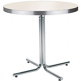 Karina Aluminium Edged Melamine Bistro Table £116 - Bistro Furniture