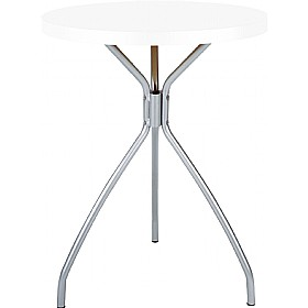 Dona Heavy Duty Melamine Bistro Table £95 - Bistro Furniture