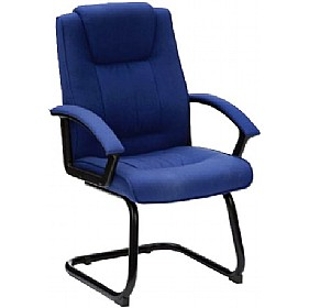 Source Fabric Visitor Chairs £79 - Office Chairs