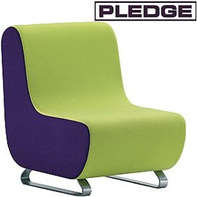 Pledge Parade Chair £358 - Reception Furniture