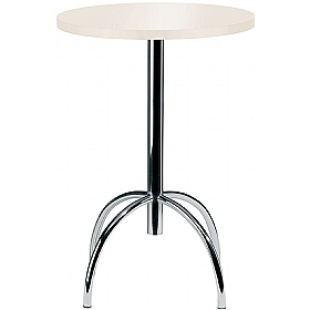 Wiktor Melamine Bistro Table £93 - Bistro Furniture