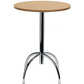Wiktor Veneer Bistro Table £172 - Bistro Furniture