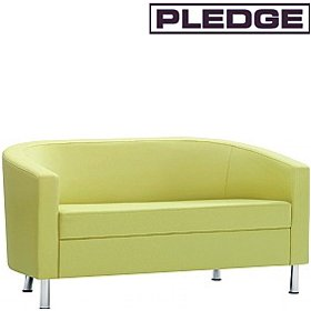 Pledge Bing Two Seater Tub Chair £800 - Reception Furniture