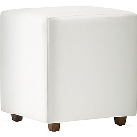Pledge Box Cube Stool £153 - Reception Furniture