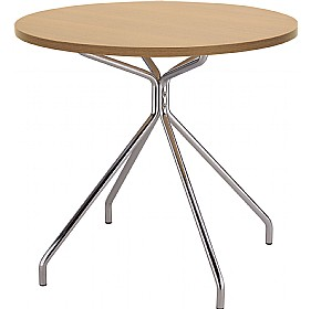 Mello Veneer Bistro Table £172 - Bistro Furniture