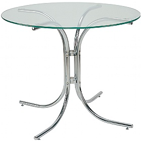Sonia Glass Bistro  Tables £162 - Bistro Furniture