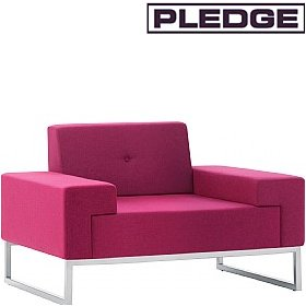 Pledge Hub Chair £666 - Reception Furniture
