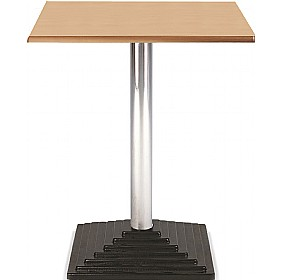 Florida Square Topalit Bistro Table - Square Base £163 - Bistro Furniture