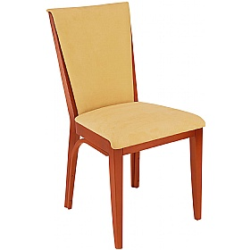 Florence Upholstered Dining Chair £230 - Bistro Furniture